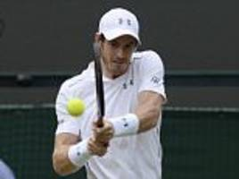 Andy Murray vs Robin Haase LIVE Wimbledon 2015: Brit star continues his SW19 campaign on Court One