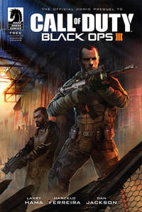 Call of Duty: Black Ops 3 Getting Its Own Prequel Comic Book