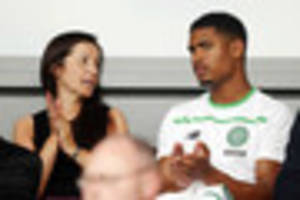 Lionel Messi and Xavi convinced Saidy Janko to join Celtic