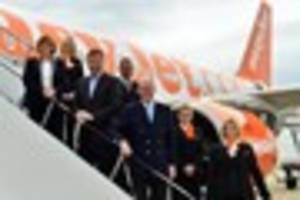 easyjet launches bristol to vienna and basel