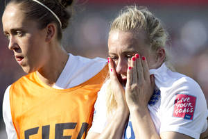 Social media rallies to support devastated England soccer goat