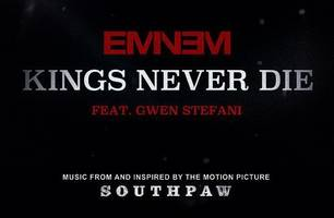 Eminem Debuts 'Kings Never Die' Ft. Gwen Stefani From 'Southpaw' Soundtrack