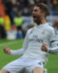Manchester United boost as Real Madrid fans urge club to sell Sergio Ramos