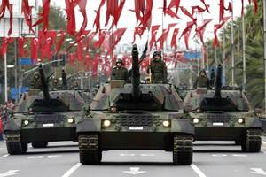 is turkey getting ready to invade syria?