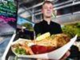 Hipster street food to get mobile