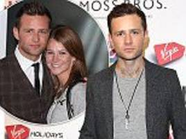 McBusted's Harry Judd admits starting a family with wife Izzy is his 'main ambition'