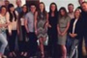 Alton Towers victim Leah Washington posts first picture since the...