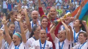 USA women's World Cup triumph generates buzz about pro soccer in Indianapolis