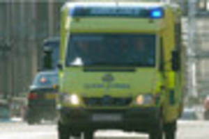 Ambulance discovers collapsed pedestrian in Torquay