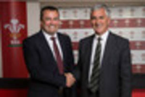 Martyn Phillips unveiled as new WRU chief executive