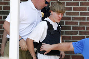 Charleston church shooter indicted on 3 new attempted murder charges