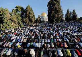 temple mount closed to non-muslim visitors for final 10 days of ramadan