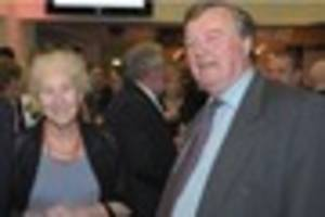 comment on how gillan clarke in Ken clarke, was the untameable king of brown-suede shoes and cigars his political career spans over half a century with wife gillian by his side mr clarke speaks on how he's coped with becoming a .