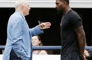 jerry jones to dez: 'let's just win five super bowls in a row'