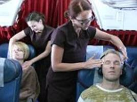 air malta offers free massages to economy class passengers from gatwick airport