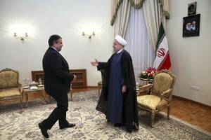 germany rejects criticism of its business ambitions in iran