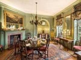 Michael Bloomberg buys £17m Thames-side mansion once owned by 'George Eliot'
