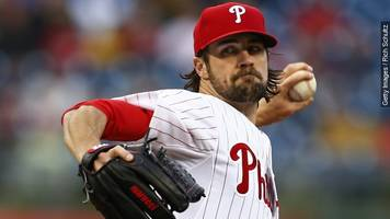 Cole Hamels' No-Hitter Helps Phillies' Trade Talks