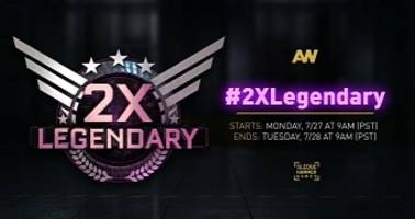 Call of Duty: Advanced Warfare Gets Double Legendary Drop Rate for 24 Hours