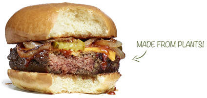 Is vegan food Google's next big thing? It reportedly tried to buy a synthetic burger company