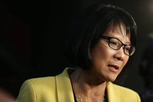 olivia chow launches federal run for ndp in spadina-fort york