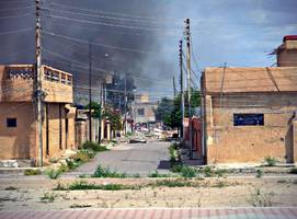 tikrit in ruins after saddam hometown liberated from isis