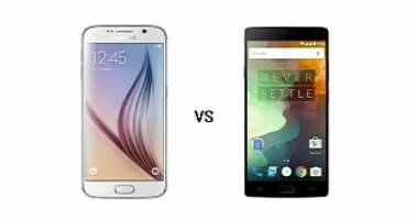 Spec Shootout: OnePlus 2 vs Samsung Galaxy S6