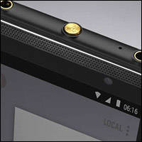 Gadget Ogling: An Amped-Up Smartphone, a Giant USB Charger and a Gun Detector