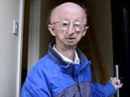 Disabled pensioner Alan Barnes is selling the home he bought with donations after he was mugged and moving to the Shetland Isles after receiving a calling from God