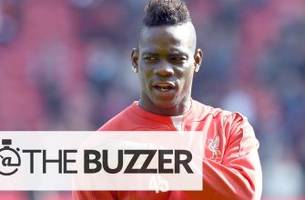 Mario Balotelli gets trolled hard by Liverpool's Twitter account