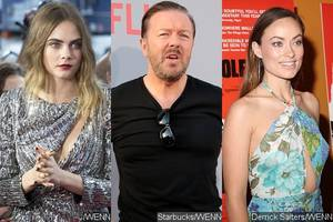 Cara Delevingne, Ricky Gervais, Olivia Wilde Among Stars Reacting to Cecil the Lion's Death
