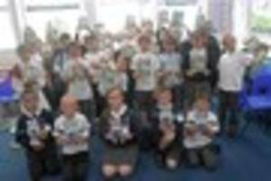 creative writing challenge for foxhole pupils