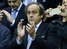 Fifa: Michel Platini confirms he will stand for presidency