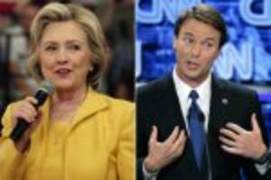 whose cut was worth the cash — hillary's or john edwards'?