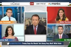 MSNBC Cancels The Cycle