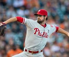 Cole Hamels Traded To Texas Rangers