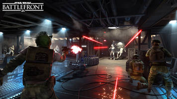 Star Wars Battlefront Blast Multiplayer Mode Revealed