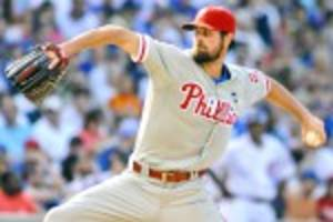 Phillies trade lefty Cole Hamels to Rangers