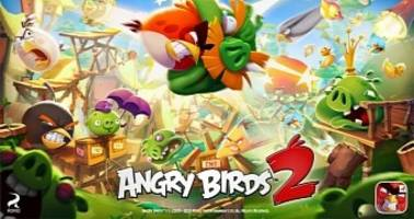 Angry Birds 2 Out Now on Android & iOS