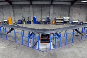 Facebook's Aquila is a solar-powered drone that beams Internet down to earth