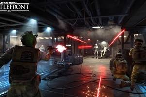 Star Wars Battlefront's Blast Mode is Team Deathmatch in a galaxy far, far away