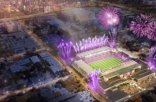 Orlando City unveils new stadium design, completion set for 12 to 14 months