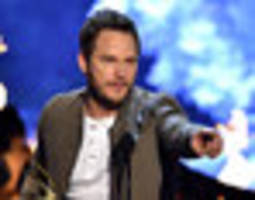 Chris Pratt Needs Your Help To Design His Facebook Page