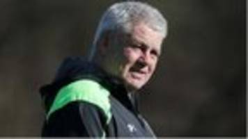 Wales to trim squad after Ireland