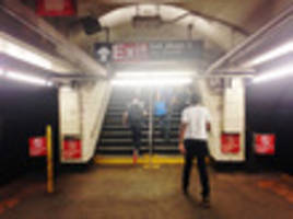 Ask A Native New Yorker: How Do I Use Subway Stairs?