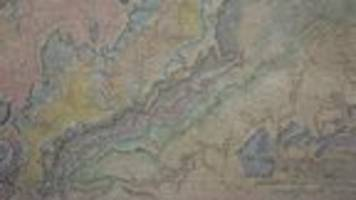 'Magna Carta of geology' rediscovered