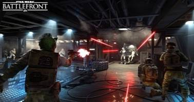 Star Wars Battlefront 10v10 Blast Mode Brings Team Deathmatch Mechanics