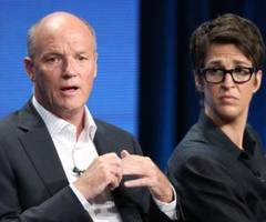 MSNBC Signs Off The Cycle, Ed Schultz, and Alex Wagner; Brings in Brian Williams, Chuck Todd
