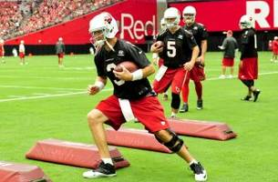 healthy carson palmer says arm strong as ever -- maybe stronger