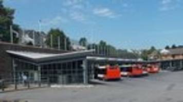 Bus station disorder fines go-ahead